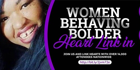 The Bold  Idea : A Heart Link Women Experience tickets