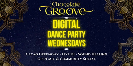 Chocolate Groove - Digital Dance Party tickets