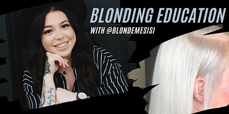 BLONDING + BIZ  WITH SISI tickets