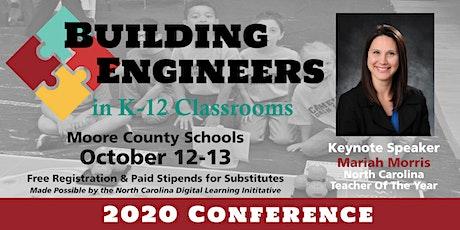 2020 Building Engineers in K-12 Classrooms tickets