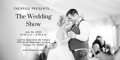 TheXpos Wedding Show & Bridal Expo July 26, 2020 tickets