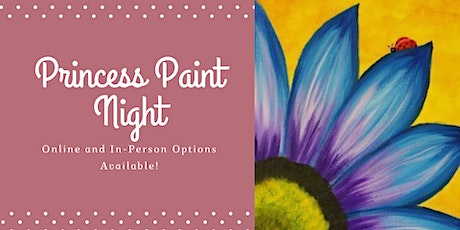 Paint Night with Tower Princess tickets