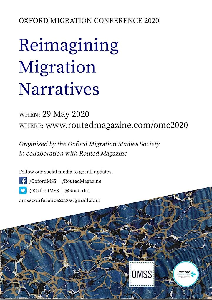 Oxford Migration Digital Conference image