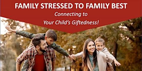 Quarantine Family Stress (Virtual Training) tickets