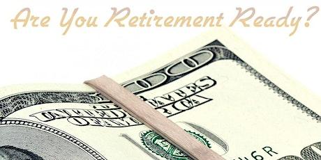 Educating Educators - Retirement Readiness Workshop tickets