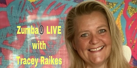 Zumba LIVE with Tracey Raikes tickets