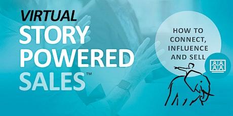 Virtual Story-Powered Sales™ - AMERICAS - June 2020 tickets