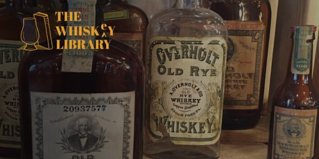 Virtual Whiskey Tasting: Deciphering American Whiskey Labels tickets