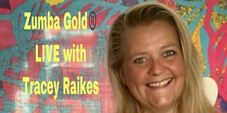 Zumba Gold®️ LIVE with Tracey Raikes tickets
