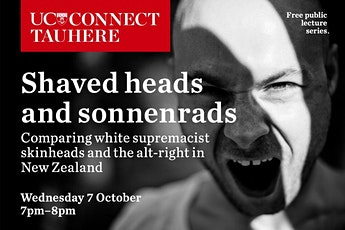 UC Connect: Shaved heads and sonnenrads tickets