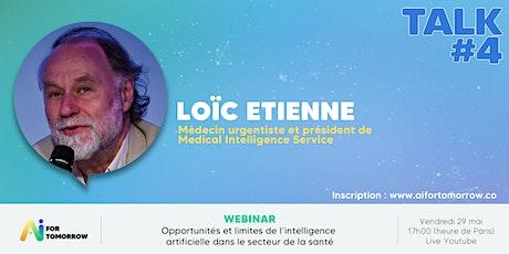 AI for Tomorrow - Loïc Etienne billets