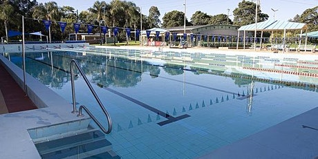 Canterbury Lap Swimming Sessions - Friday 5 June 2020 tickets