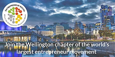 Wellington Entrepreneur Social - June 2020 tickets