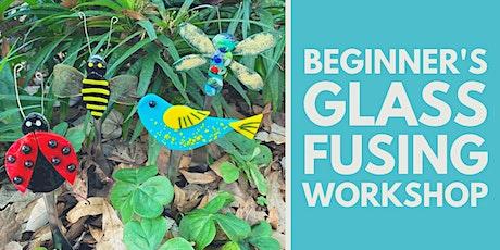 Beginner's Glass Fusing Workshop tickets