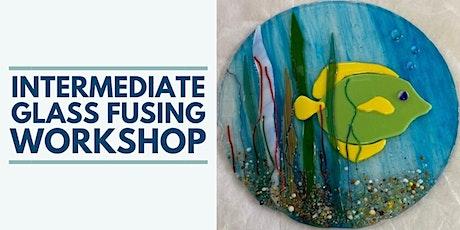 Intermediate Glass Fusing Workshop tickets