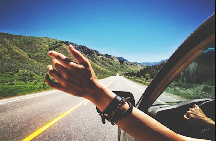 HEALING POWER OF THE ROAD - A Weeklong Workshop to Design a Solo Journey image