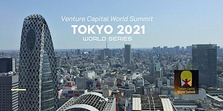 Tokyo 2021 Venture Capital World Summit tickets
