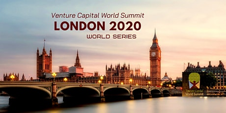 London 2020 Venture Capital World Summit  tickets
