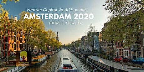 Amsterdam 2020 Venture Capital World Summit tickets