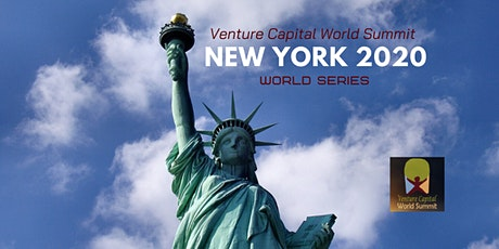 New York 2020 Venture Capital World Summit tickets