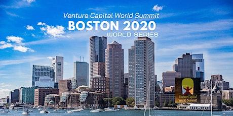 Boston 2020 Venture Capital World Summit tickets