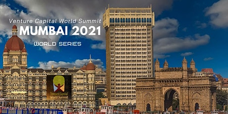 Mumbai 2021 Venture Capital World Summit billets
