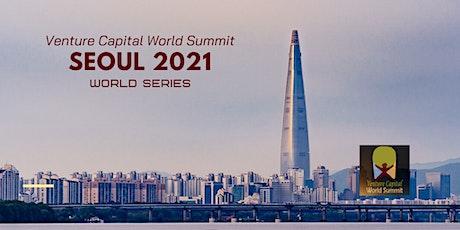Seoul 2021 Venture Capital World Summit tickets