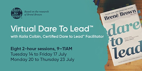 Dare To Lead™ | Virtual | 14–23 July 2020 tickets