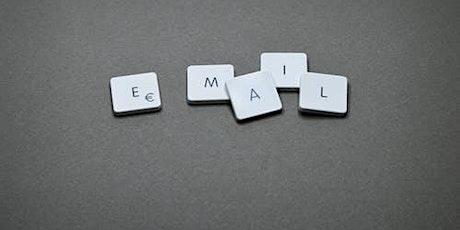 Mailchimp - e-newsletters tickets