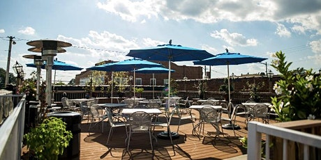 Rooftop Yoga at Manning's On Main - Prana Praise! tickets