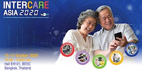 InterCare Asia 2020 tickets