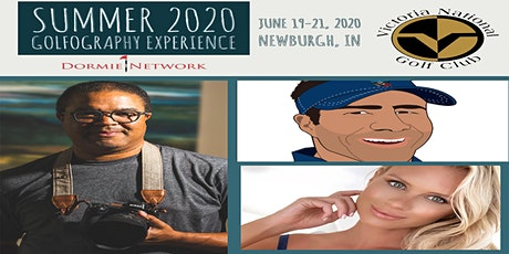 Summer 2020 Golfography Experience-Victoria Nation tickets