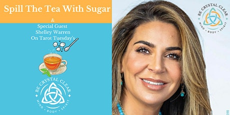 Spill The Tea With Sugar: Tarot Tuesdays tickets
