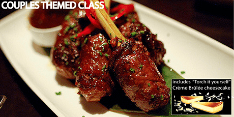 You Had Me at Bacon Cooking Class (NEW!! Couples Theme) | LCF Cooking Class tickets