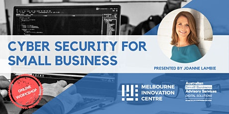 Cyber Security for Small Business tickets