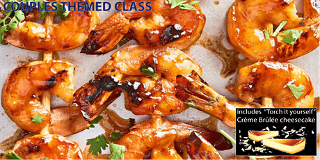 The Devil Wears Sriracha Cooking Class (for Couples) | NEW Concept Class tickets