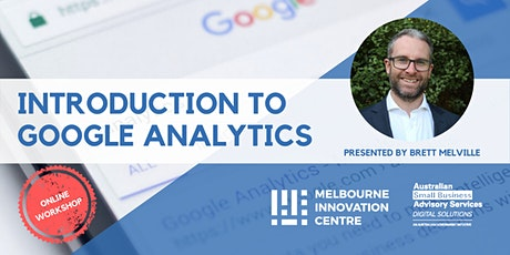 Introduction to Google Analytics for Business Performance tickets