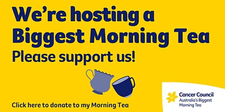 A Biggest Morning Tea in a Box tickets