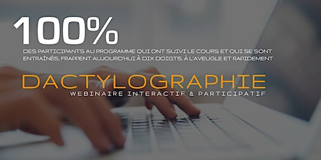 Former vos collaborateurs à distance: DACTYLOGRAPHIE  billets
