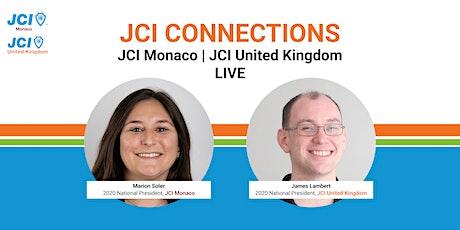 JCI Connections: JCI Monaco and JCI UK live tickets