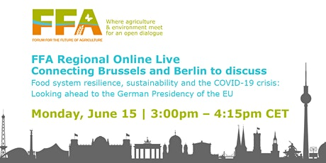 Forum for the Future of Agriculture: Regional Online Live tickets