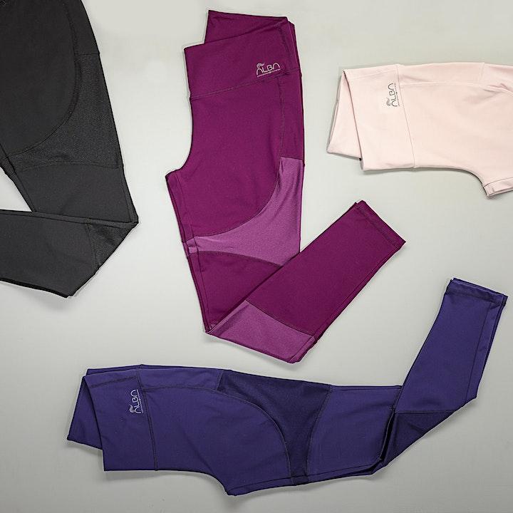 בגדי ספורט יוקרתיים עד 100שח image