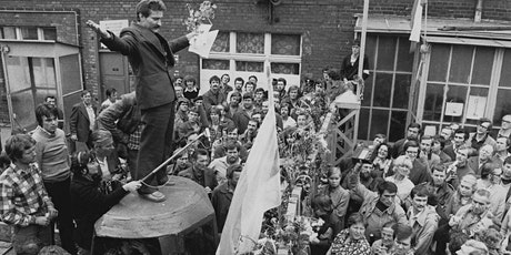 Solidarność: The workers' movement and the rebirth of Poland tickets
