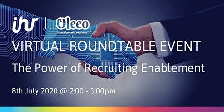 Virtual Roundtable Event: The Power of Recruiting Enablement tickets