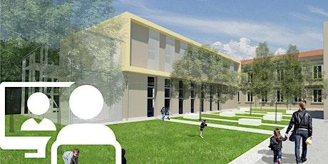 Webconference   Architettura&Scuola. Ampliamento ed adeguamento scuola primaria di Conselice (RA) biglietti