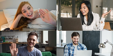 Live Video Speed Dating With Virtual Dates At Home! Ages 24-36 years | CitySwoon tickets