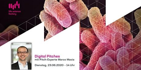 Digital Pitches: Chance and challenge for start-ups tickets