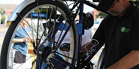 Doctor Bike - Free cycle maintenance event tickets