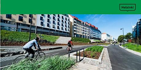 Vihreä kaupunki ja kiertotalous tickets