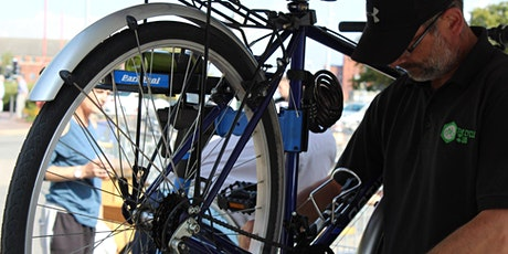 Doctor Bike- Free cycle maintenance event tickets